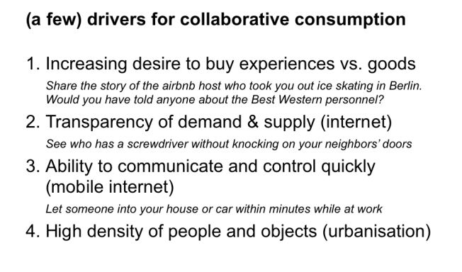 Drivers_Collaborative_Consumption